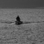 pescatori al rientro