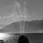 giochi di luci e d'acqua