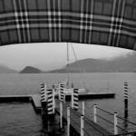 da sotto l'ombrello