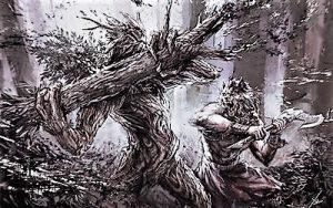 thumb-foarest-monsters-fight-werewolf